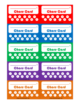 Pin Free Behavior Punch Card Template on Pinterest 7TTiMRFA